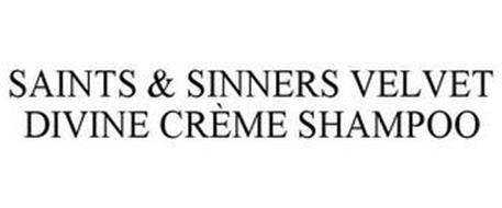 SAINTS & SINNERS VELVET DIVINE CRÈME SHAMPOO