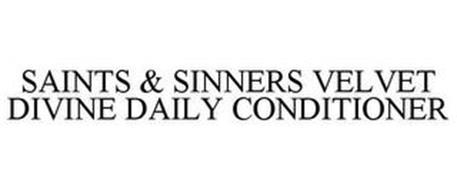 SAINTS & SINNERS VELVET DIVINE DAILY CONDITIONER