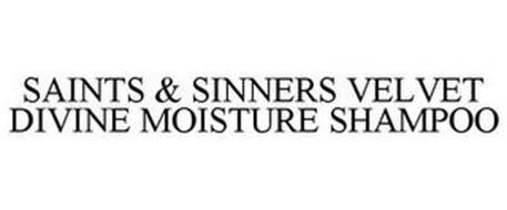 SAINTS & SINNERS VELVET DIVINE MOISTURE SHAMPOO