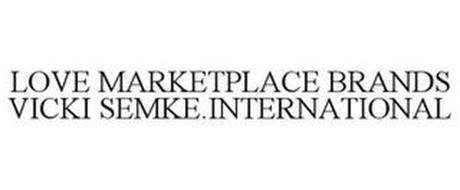 LOVEMARKETPLACEBRANDSVICKISEMKE .INTERNATIONAL