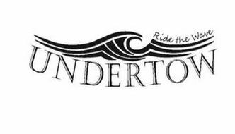 UNDERTOW RIDE THE WAVE