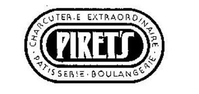PIRET'S CHARCUTERIE EXTRAORDINAIRE-PATIS SERIE-BOULANGERIE