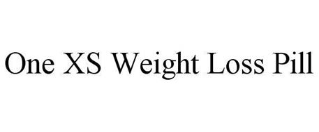 ONE XS WEIGHT LOSS PILL