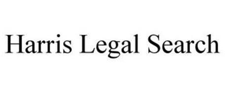 HARRIS LEGAL SEARCH