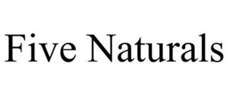 FIVE NATURALS