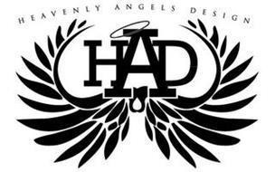 HEAVENLY ANGELS DESIGN HAD