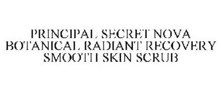 PRINCIPAL SECRET NOVA BOTANICAL RADIANT RECOVERY SMOOTH SKIN SCRUB