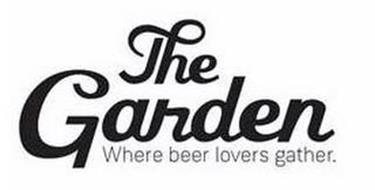 THE GARDEN WHERE BEER LOVERS GATHER