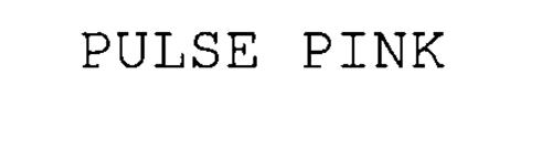 PULSE PINK