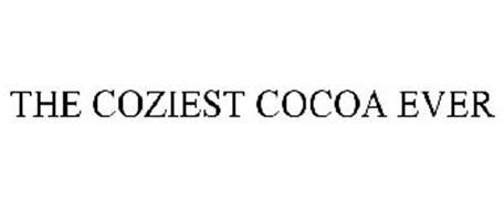 THE COZIEST COCOA EVER