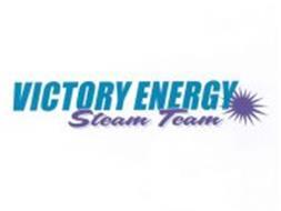 VICTORY ENERGY STEAM TEAM