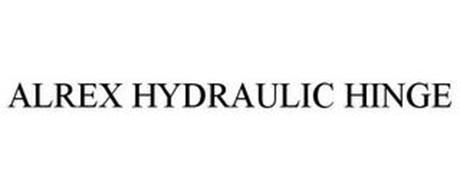 ALREX HYDRAULIC HINGE