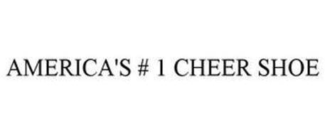 AMERICA'S # 1 CHEER SHOE