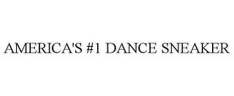 AMERICA'S #1 DANCE SNEAKER
