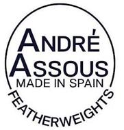 ANDRÉ ASSOUS MADE IN SPAIN FEATHERWEIGHTS