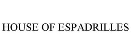 HOUSE OF ESPADRILLES