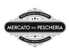 RESTAURANT & MARKET MERCATO DELLA PESCHERIA ST. MARK'S SQUARE LAS VEGAS