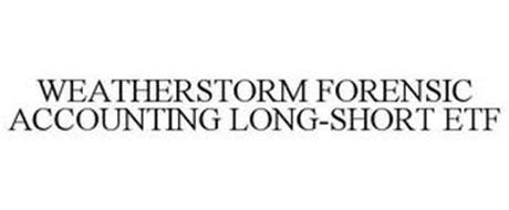 WEATHERSTORM FORENSIC ACCOUNTING LONG-SHORT ETF