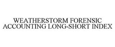 WEATHERSTORM FORENSIC ACCOUNTING LONG-SHORT INDEX