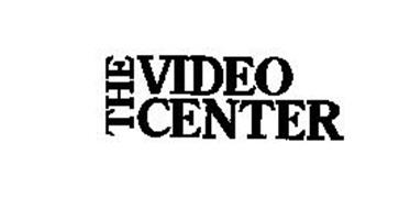 THE VIDEO CENTER