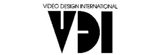 VIDEO DESIGN INTERNATIONAL VDI