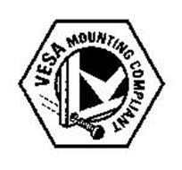 VESA MOUNTING COMPLIANT