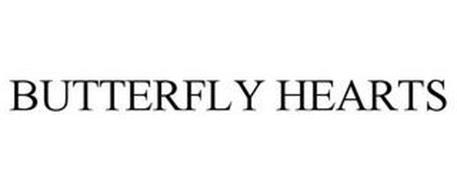 BUTTERFLY HEARTS