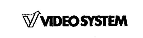 SYSTEM V VIDEO SYSTEM