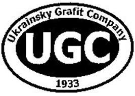 UGC UKRAINSKY GRAFIT COMPANY 1933
