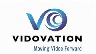 VO VIDOVATION MOVING VIDEO FORWARD