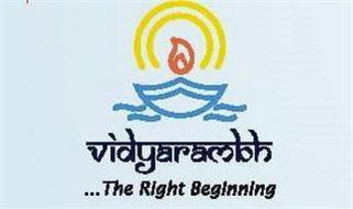 VIDYARAMBH ...THE RIGHT BEGINNING