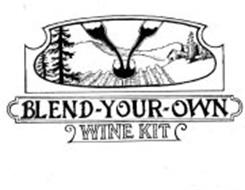 BLEND-YOUR-OWN WINE KIT