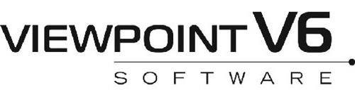 VIEWPOINT V6 SOFTWARE