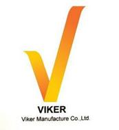 V VIKER VIKER MANUFACTURE CO., LTD.