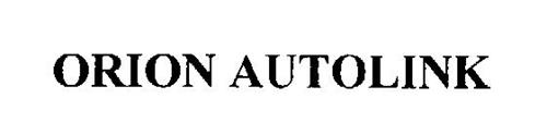 ORION AUTOLINK