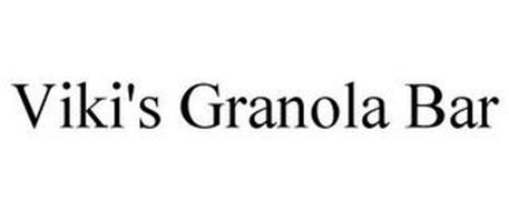 VIKI'S GRANOLA BARK