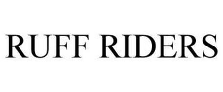 RUFF RIDERS (USING THE LETTER I INSTEAD OF A Y)