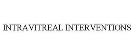 INTRAVITREAL INTERVENTIONS