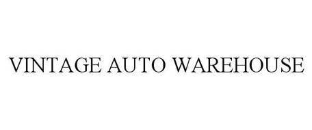 VINTAGE AUTO WAREHOUSE