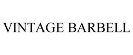 VINTAGE BARBELL