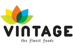 VINTAGE THE FINEST FOODS