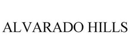 ALVARADO HILLS