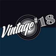 VINTAGE#18