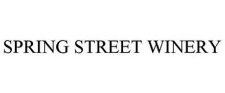 SPRING STREET WINERY