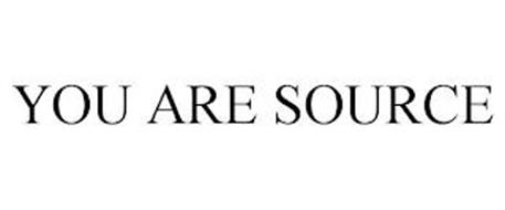 YOU ARE SOURCE