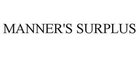 MANNER'S SURPLUS