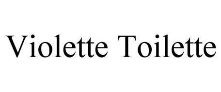 VIOLETTE TOILETTE