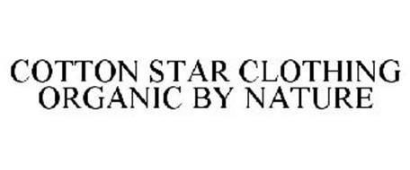 COTTON STAR CLOTHING ORGANIC BY NATURE