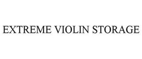 EXTREME VIOLIN STORAGE