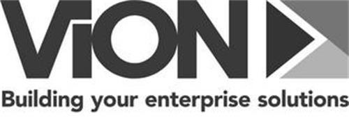 VION BUILDING YOUR ENTERPRISE SOLUTIONS